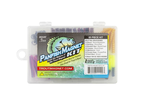Leland's Lures Panfish Magnet Kit