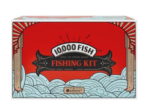 10,000 Fish Essentials Kit