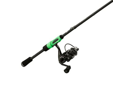 13 Fishing Code Black Spinning Combo