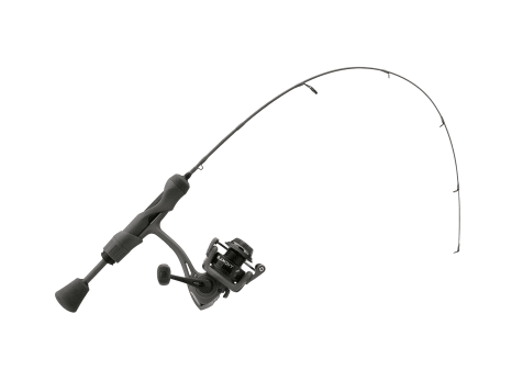 13 Fishing Wicked Stealth Edition Ice Combo