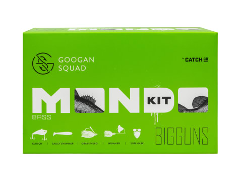Googan Squad Mondo Kit Bigguns