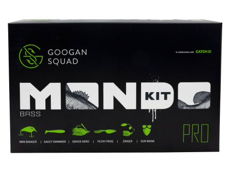 Googan Squad Mondo Kit Pro