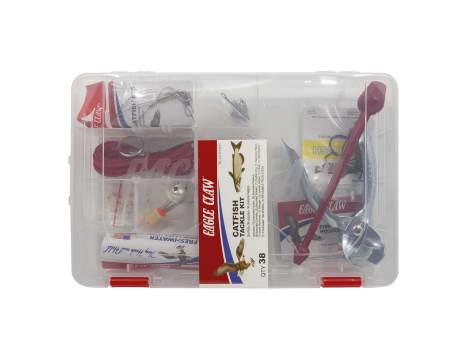 Eagle Claw Catfish Tackle Kit
