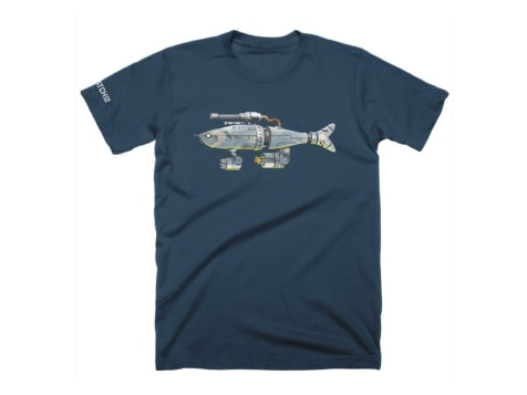 Swim-Bot T-Shirt