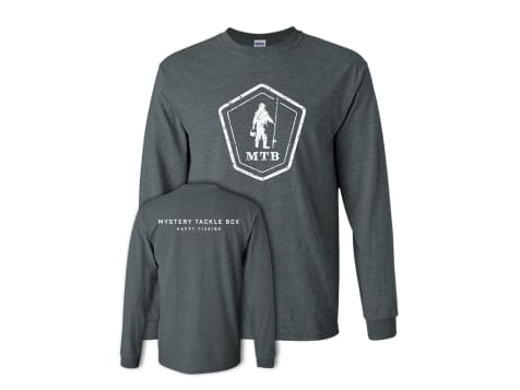MTB Crest Logo Long Sleeve Shirt