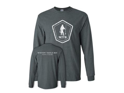 MTB Crest Logo Long Sleeve Shirt