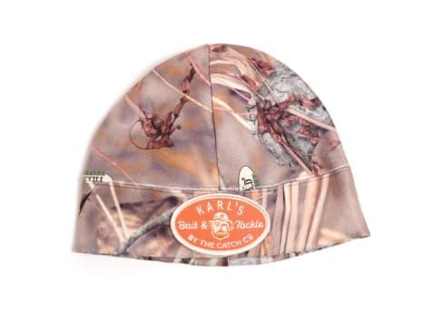 Karl's Bait & Tackle Microfleece Beanie