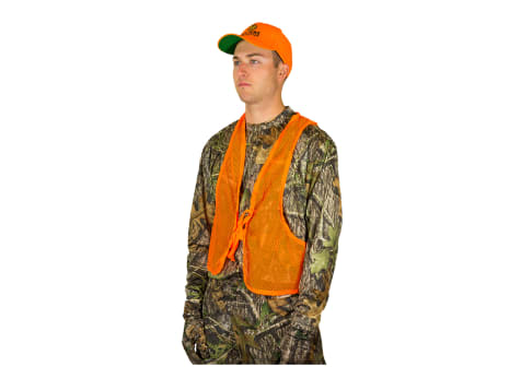 Hunters Specialties Adult Mesh Safety Vest