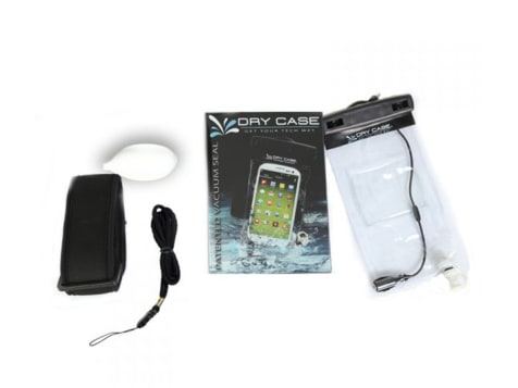 DryCase Waterproof Smartphone Case