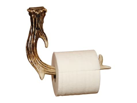 Rivers Edge TP Holder - Antler