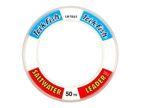 TrikFish Saltwater Monofilament Leader Line