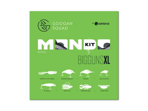 Googan Squad Mondo Kit Bigguns XL