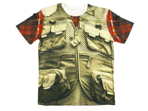 Karl's Bait & Tackle Karl Cosplay T-shirt