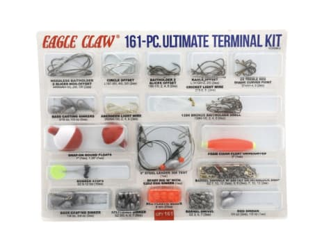 Eagle Claw Ultimate Terminal Kit