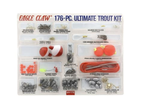 Eagle Claw Ultimate Trout Kit