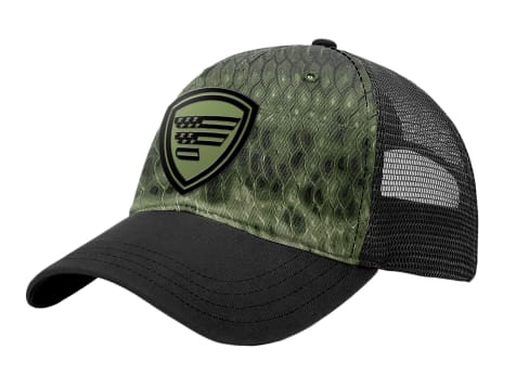Favorite Fishing Jungle Defender Hat