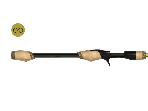 Googan Squad Gold Series Go-To Casting Rod