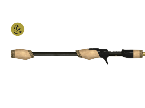 Googan Squad Gold Series Muscle Casting Rod