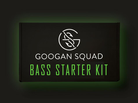 Googan Squad Cold Water Kit  Other Tackle Combos