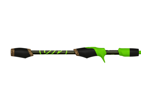 Googan Squad Green Series Go-To Casting Rod