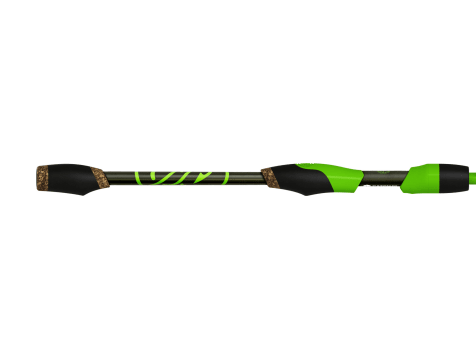 Googan Squad Green Series Finesse Light Spinning Rod