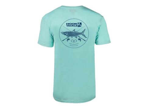 Hook & Tackle Tarpon Rods T-Shirt