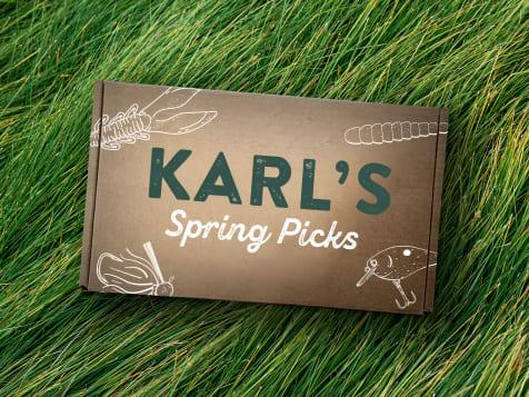 Karl's Bait & Tackle Karl's Spring Picks