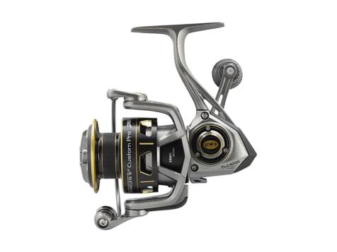 Lews Custom Pro Speed Spin Spinning Reel