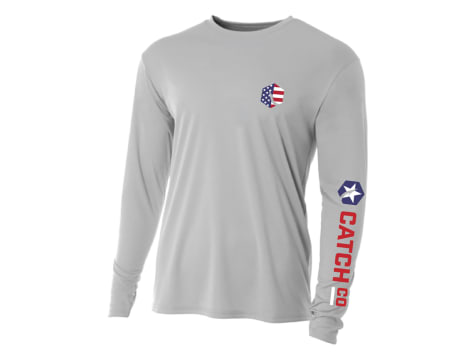 Catch Co. USA Performance Long Sleeve