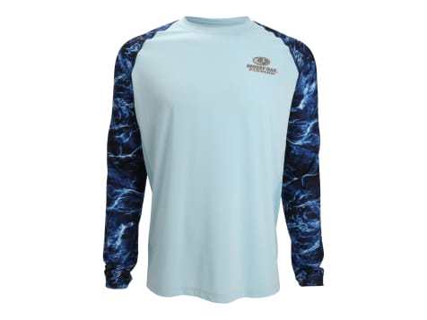 Mossy Oak Vented Pitching Deck Performance Shirt