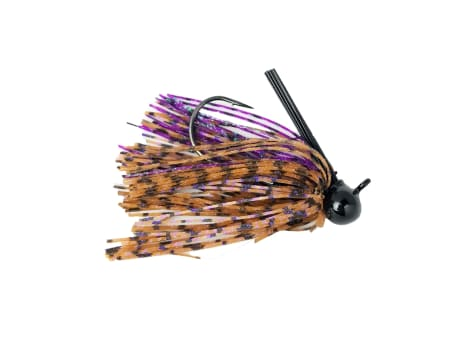 Heavy Metal Tungsten Finesse Football Jig