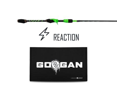 Googan Squad CatchSmart™ Reaction Rod & Kit Bundle