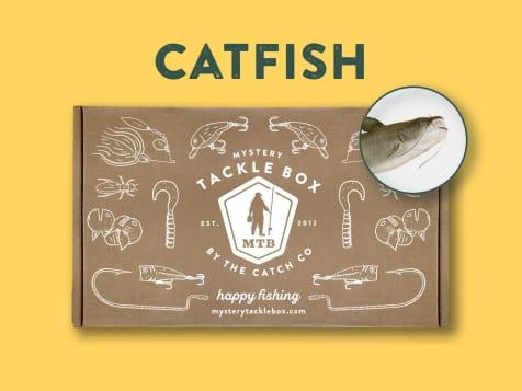 Single Mystery Tackle Box - Catfish