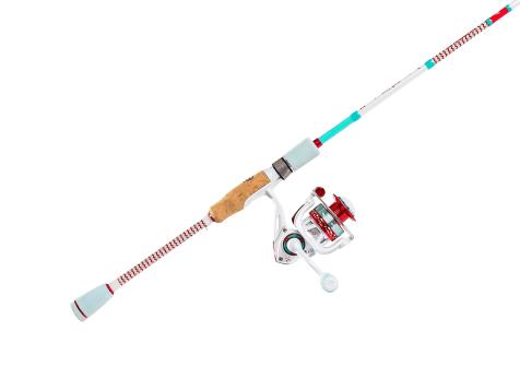 Favorite Fishing Shay Bird Spinning Combo