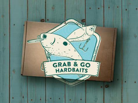 Karl's Bait & Tackle Grab & Go Hardbaits Kit