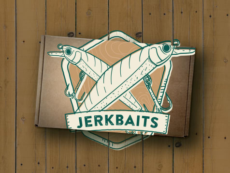 Karl's Bait & Tackle Jerkbait Kit