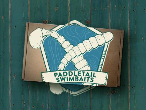 Paddletail Swimbaits Kit