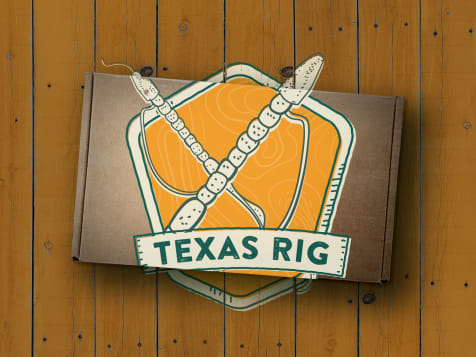 Karl's Bait & Tackle Texas Rig Kit