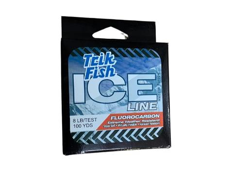 TrikFish Fluorocarbon Ice Line