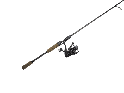 Lunkerhunt F-117 Spinning Combo