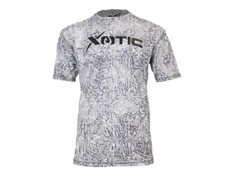 Xotic Camo and Fishing Gear Short Sleeve Performance Shirt