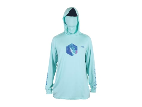 Aftco + Catch Co. Yurei Hooded Performance Longsleeve