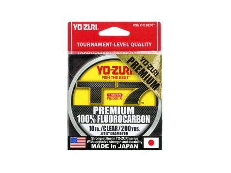 Yo-Zuri T-7 Premium 100% Fluorocarbon