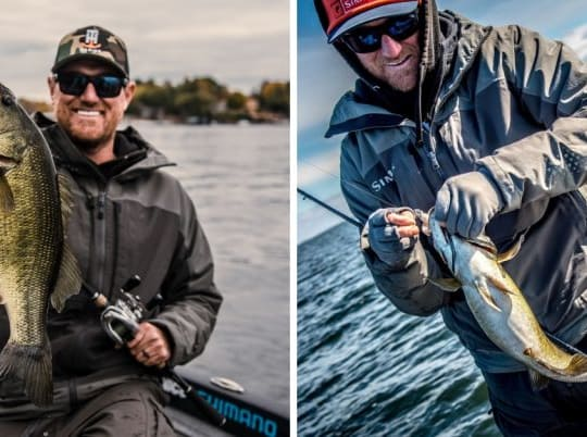 Winter Grub Fishing: A Classic Bait That Always Crushes