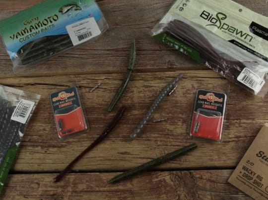 Become Better At Neko Rig Fishing With These 3 Baits