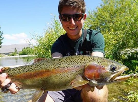 Why Inline Spinners Continually Crush Trout