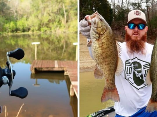 How To Effectively Fish Docks During The Bass Spawn