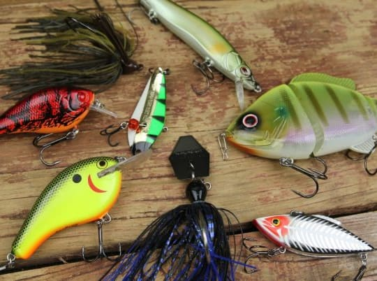 4 Big Bass Baits You Need To Throw This Spring