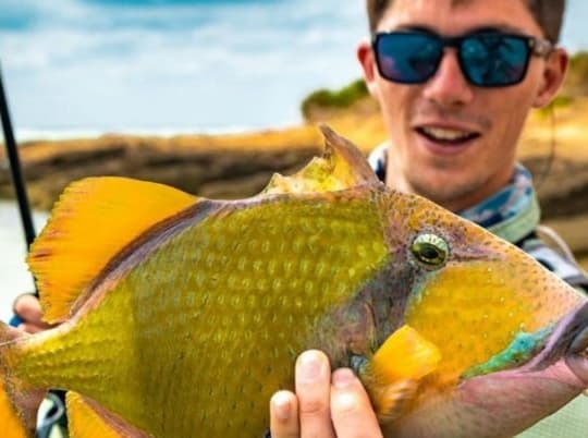 If You Could Fish Anywhere In The World, Where Would It Be? – Featuring Jon B