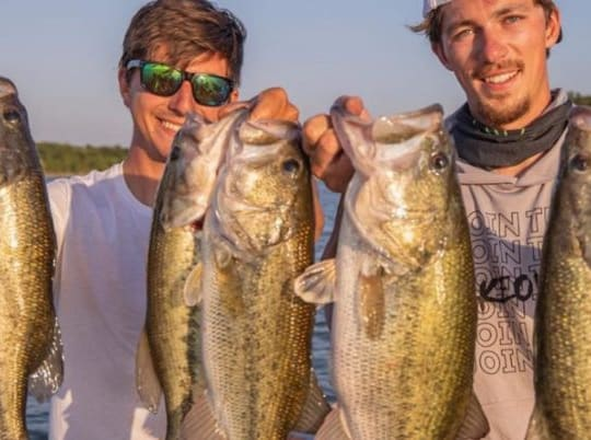 Here Are The 3 Best Places To Look For Post Spawn Bass